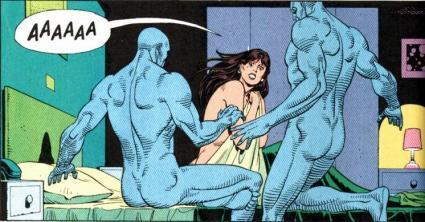 14745--Dr Manhattan Comic 2