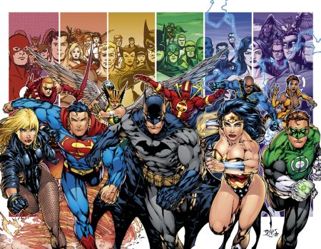 Jla Batman