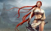 Heavenly Sword 2 Concepts Banner