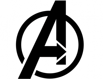 AVENGERS LOGO VERSION 1