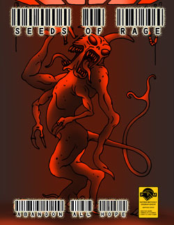 Cover from the module 'Seeds of Rage'