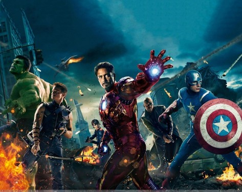 The Avengers - All Characters
