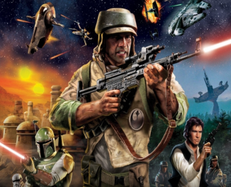 Star Wars First Assault Banner