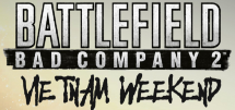 Battlefield Bad Company 2 Vietnam Week Banner