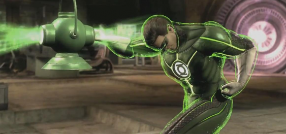 InjusticeGreenLantern