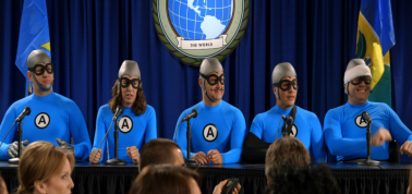 Aquabats Supershow Season 2 Banner