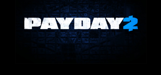 Payday 2 Banner