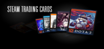 Steam Trading Cards Banner