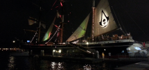 AC4 SDCC Party Banner
