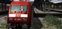Sean Bean Train Simulator 2014 Banner