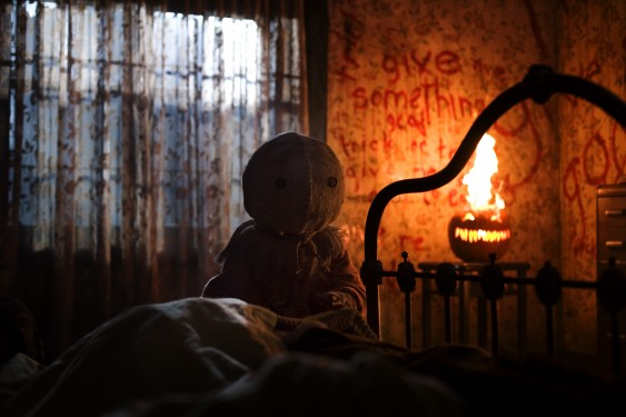 Production Still from Trick 'R Treat.