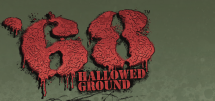 68 Hallowed Ground Banner