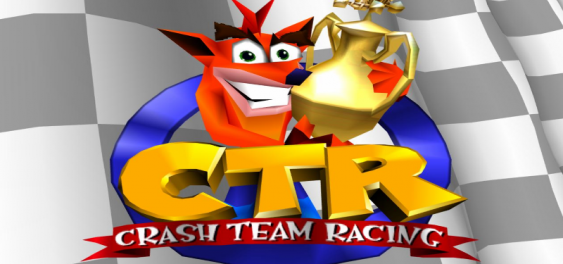 Crash Team Racing Banner