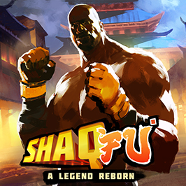 Shaq Fu 2 Box Art