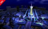 Smash Bros Lumiose City
