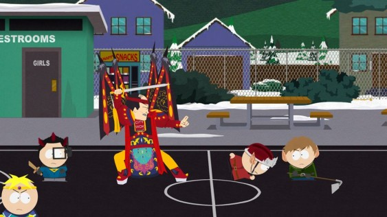 South Park The Stick Of Truth Screen 2