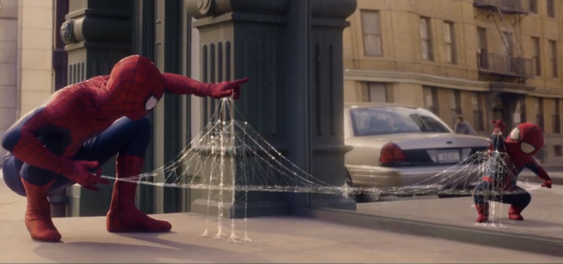 EvianSpiderMan