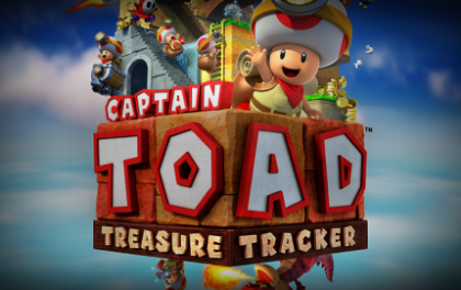 Captain Toad Hands-On Banner