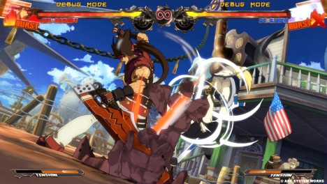 Guilty Gear Xrd E3 Banner