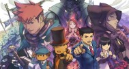 Professor Layton vs Ace Attorney E3 Banner