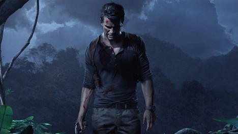 Uncharted 4 E3 Banner