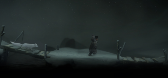 Never Alone Banner