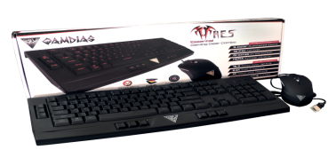 Ares Essential Gaming Gear Combo