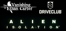 The Vanishing of DriveClub Isolation Banner