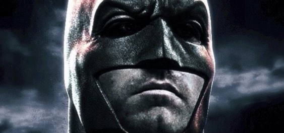 Batman v superman poster banner