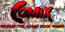 COMIX Beyond the pages banner