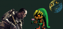 Majoras Mask Advanced Warfare Banner