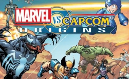 Marvel Vs Capcom Origins Banner