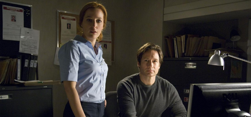 X Files Banner