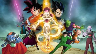 Dragon Ball Z Resurrection F Banner