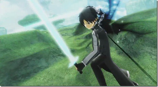 Sword Art Online Lost Song Screen 3