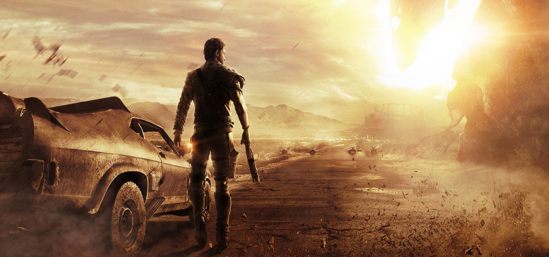 Mad Max Fury Road Banner