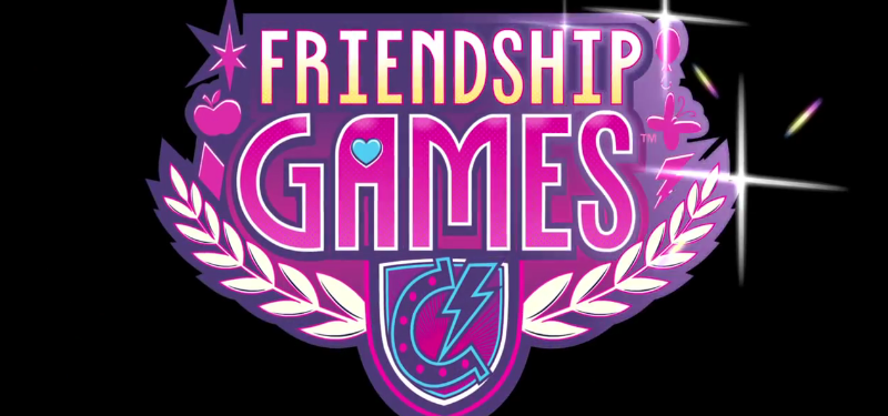Friendship Games banner