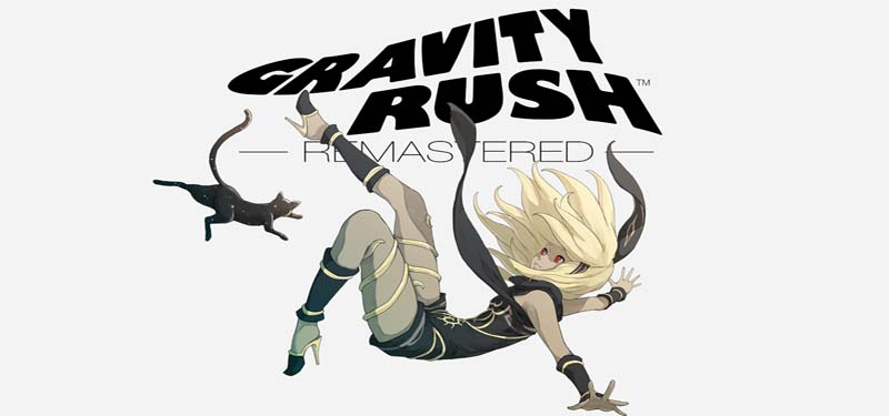 Gravity Rush Remastered Banner