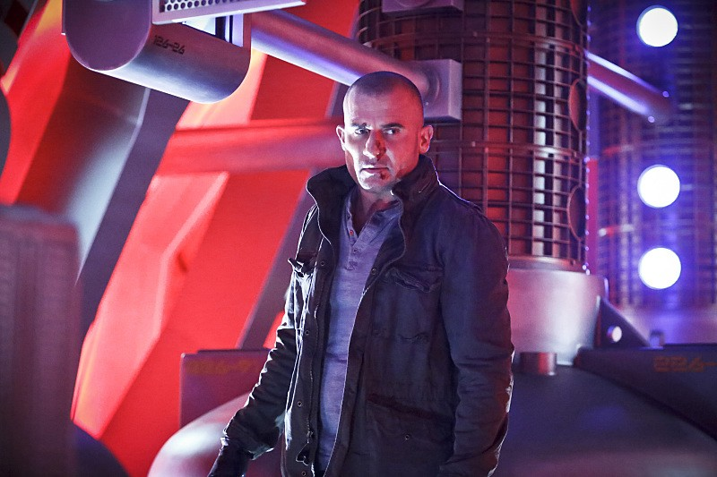 Legends of Tomorrow 107 Mick