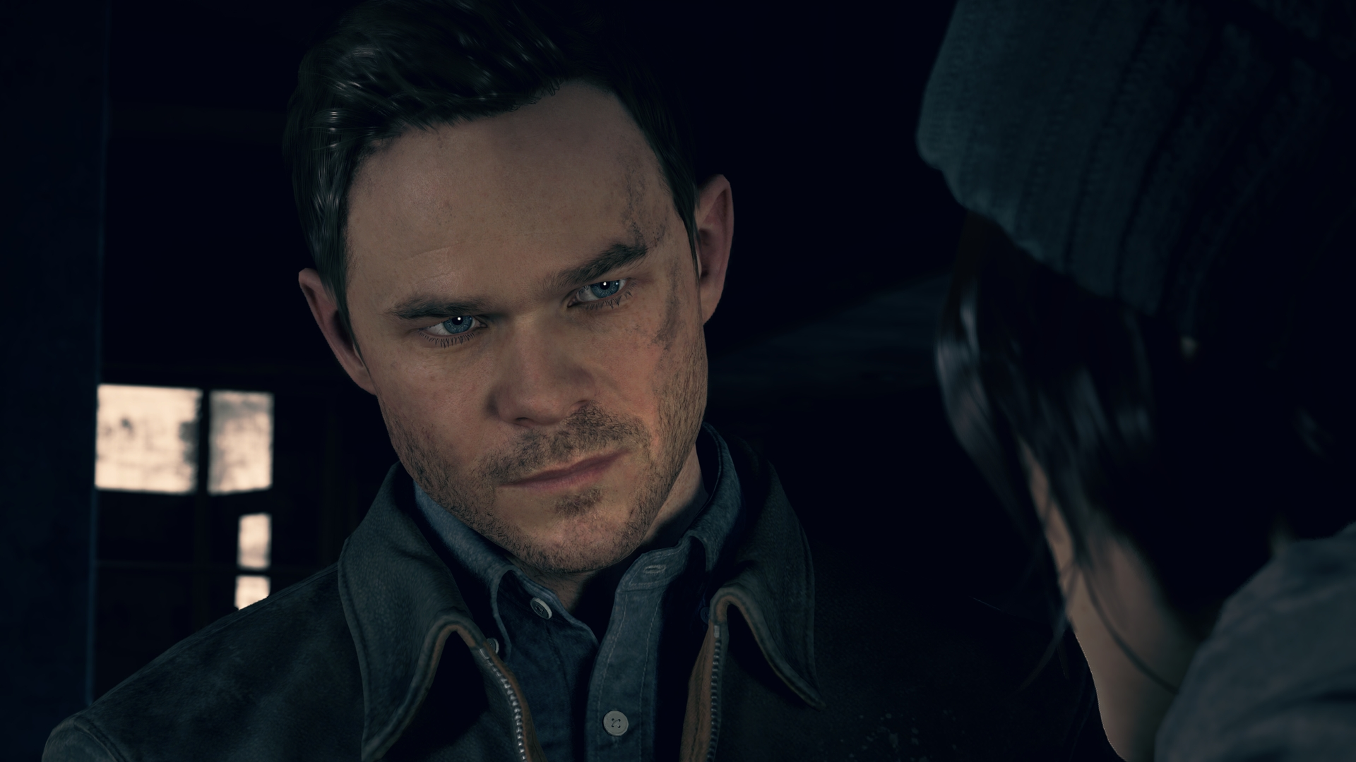 In 'Quantum Break' players take control of Jack Joyce, portrayed in the game and the live-action series by 'X-Men' star Shawn Ashmore.