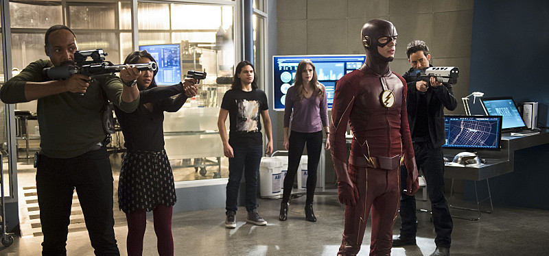 The Flash 218 Banner
