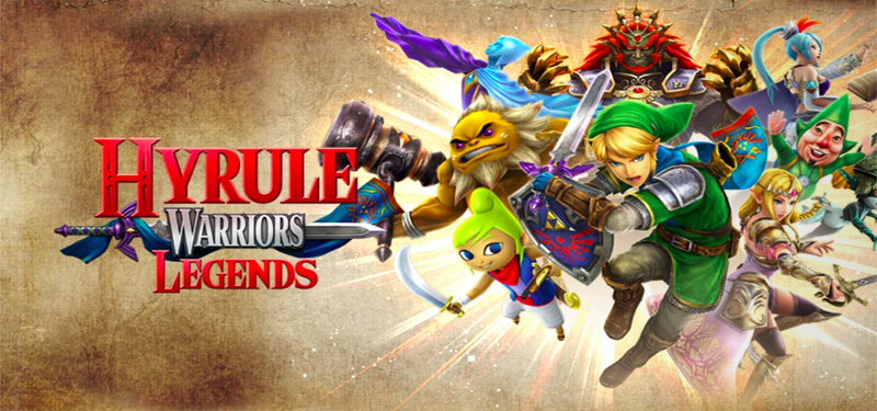 Hyrule Warriors Legends Banner