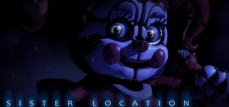 Sister Location Banner