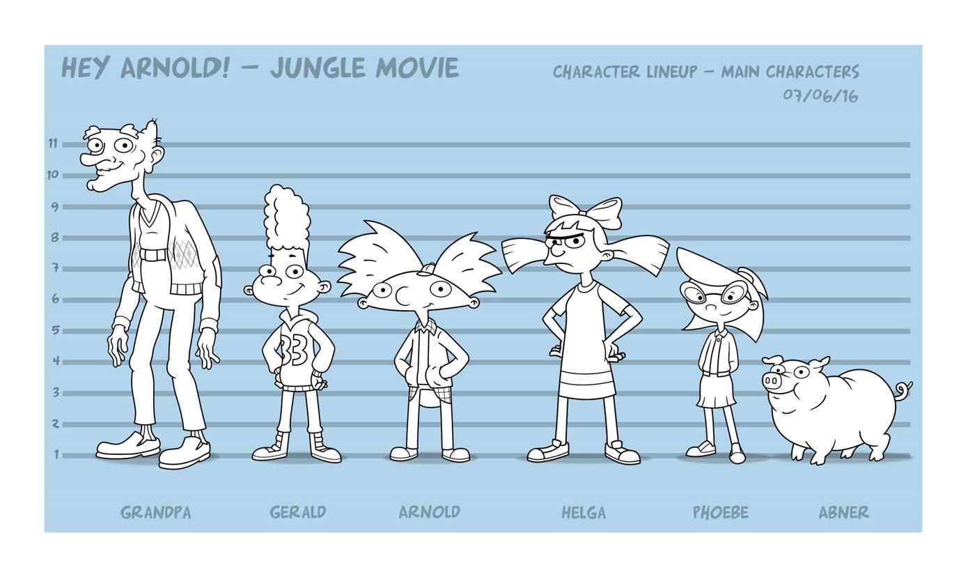 SDCC 2016 Hey Arnold 2