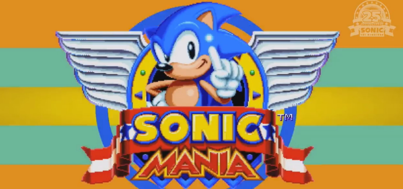 Sonic 25th Banner