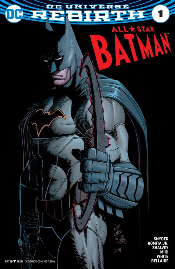 All-Star Batman (2016-) 001