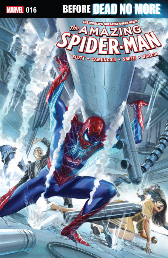 Amazing Spider-Man (2015-) 016