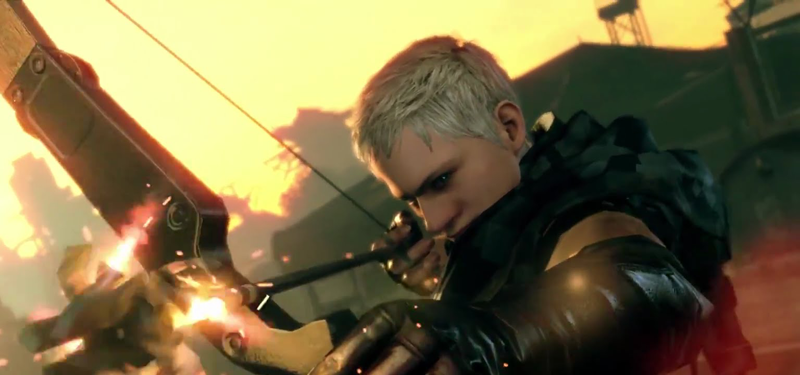 Metal Gear Survive Banner