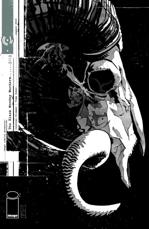 The Black Monday Murders 001