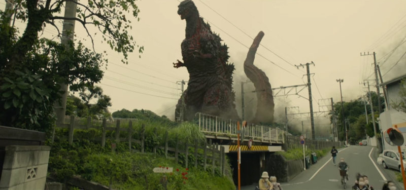 "Japan's Toyo reboots ""Godzilla"" keeping in line with the originals."